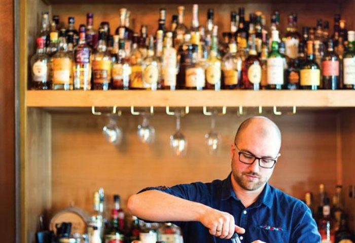Michelin-starred chef Brad Cecchi